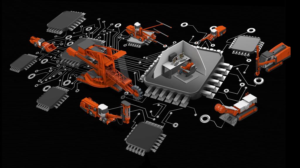 La minería puede maximizar tanto la producción como la seguridad invirtiendo en la tecnología digital adecuada.