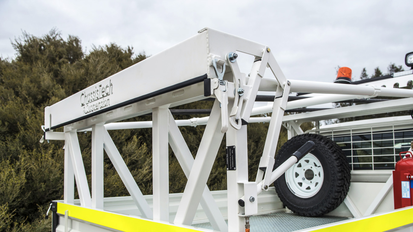 Sandvik decided not to patent the new design as the company feels all sites, customers and even competitors should have access to the rod rack solution.