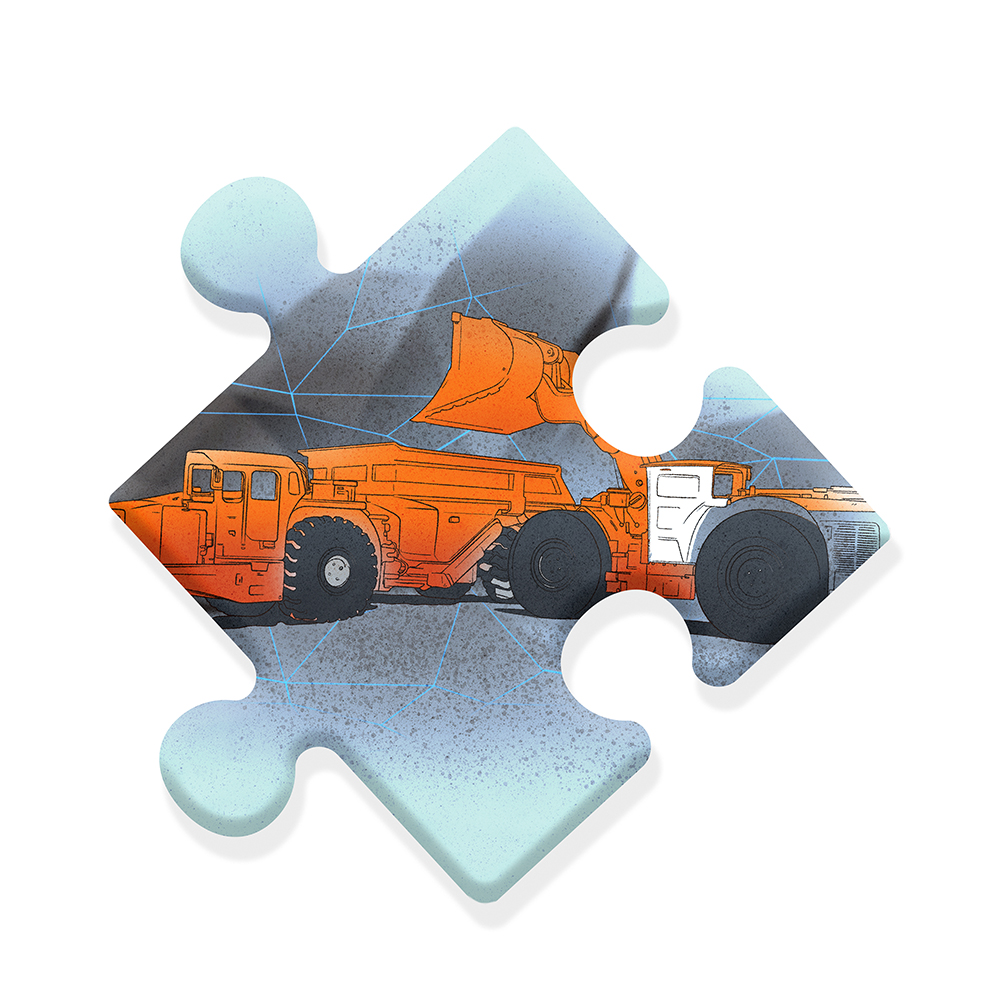 """Patrick says: """"Our installed base consists of more than 150 vehicles in the world and represents over 1.5 million hours of autonomous operation to date, with zero lost timeinjuries. Automation improves safety and utilization of equipment while lowering operating costs."""""""