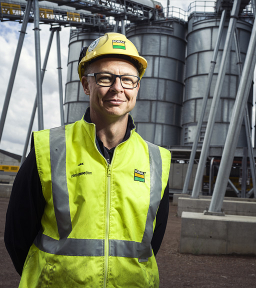 <p>Luke Brown is Boral's acting general manager for Southern Region Quarries.</p>