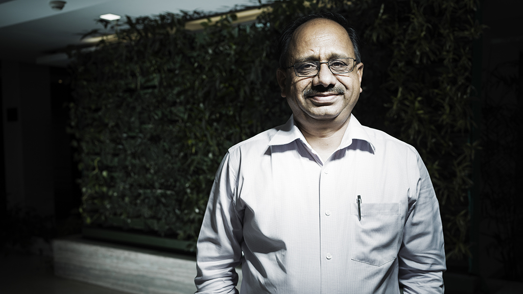 HZL director of operations Laxman Shekhawat, credits Sandvik equipment with the success of the expansion.