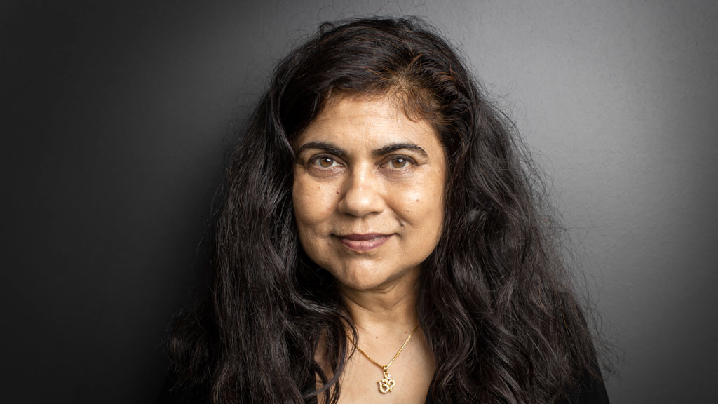 Veena Sahajwalla, director of the Centre for Sustainable Materials Research and Technology (SMaRT).